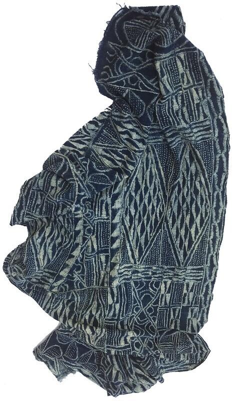 Vintage Bamileke Ndop Fabric