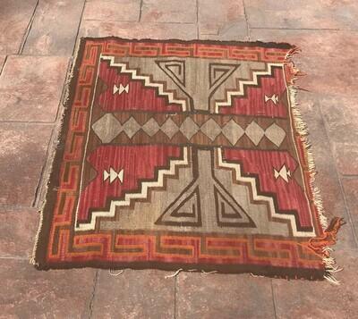 Vintage Native American Textile