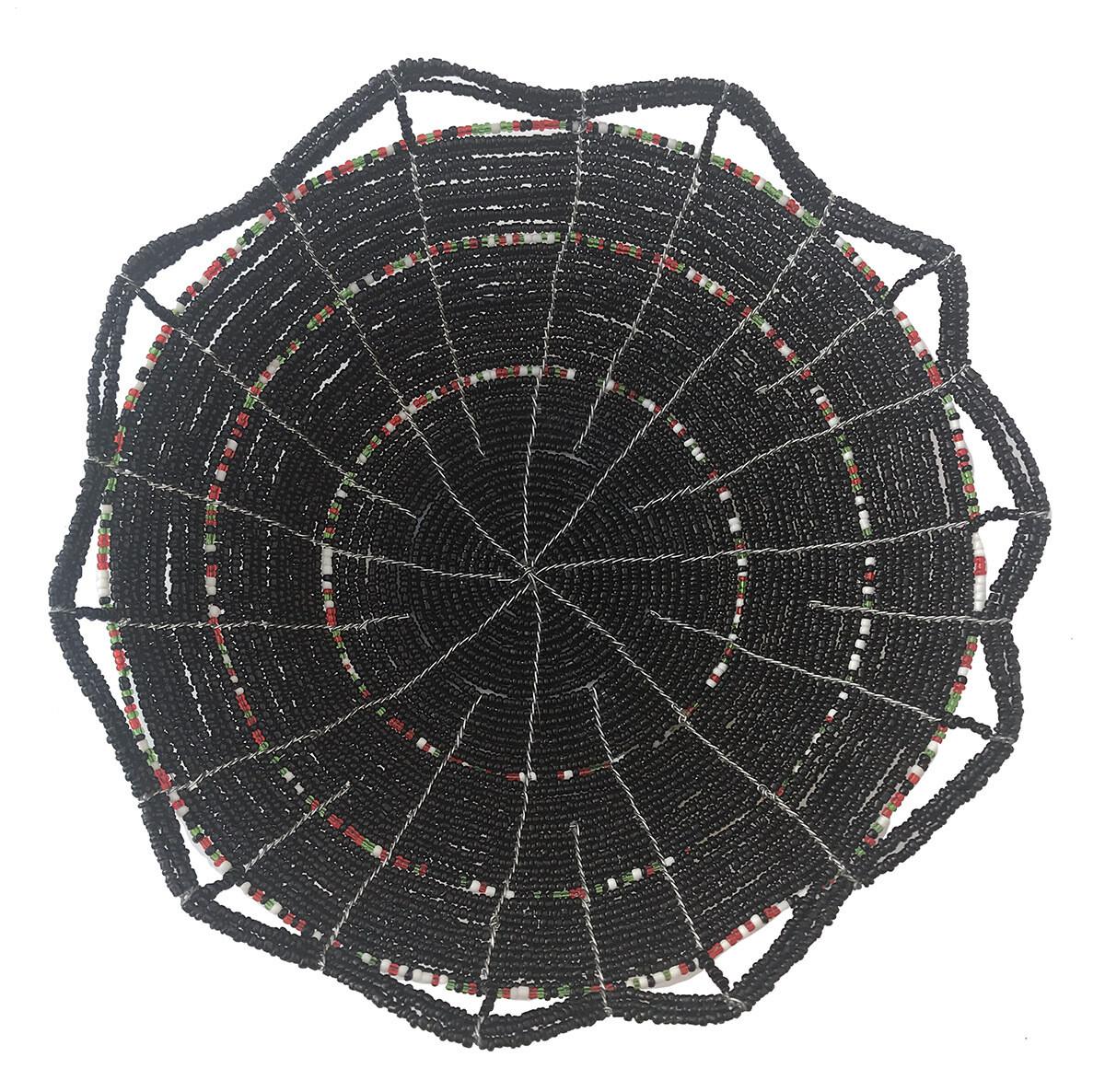 Beaded Bowl - Multi