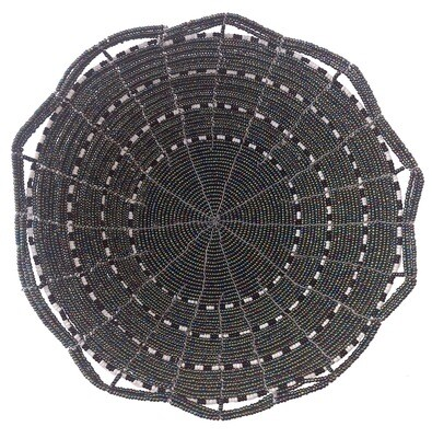 Beaded Bowl - Multi 2