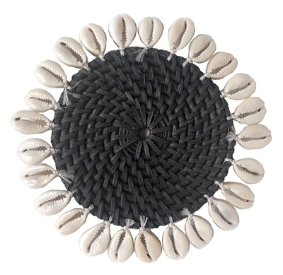 Cowrie Shell Coasters