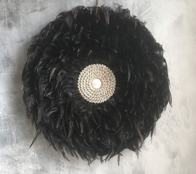 Wall Decor Small/Black