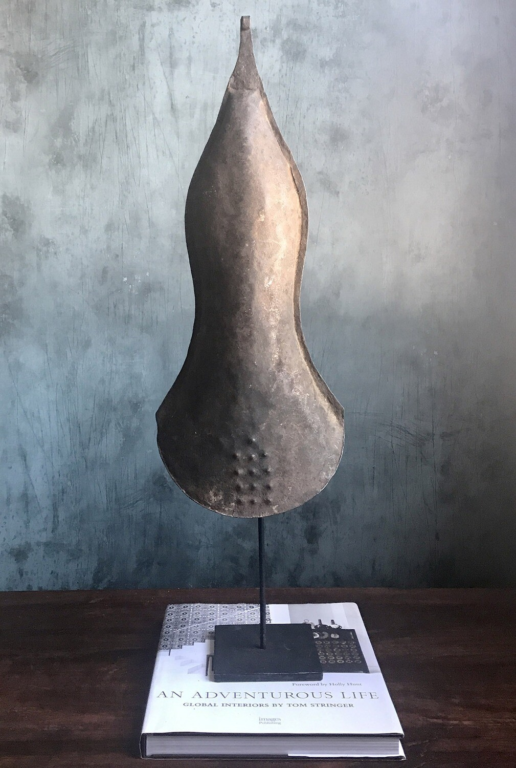 Congolese Iron Gong from Africa