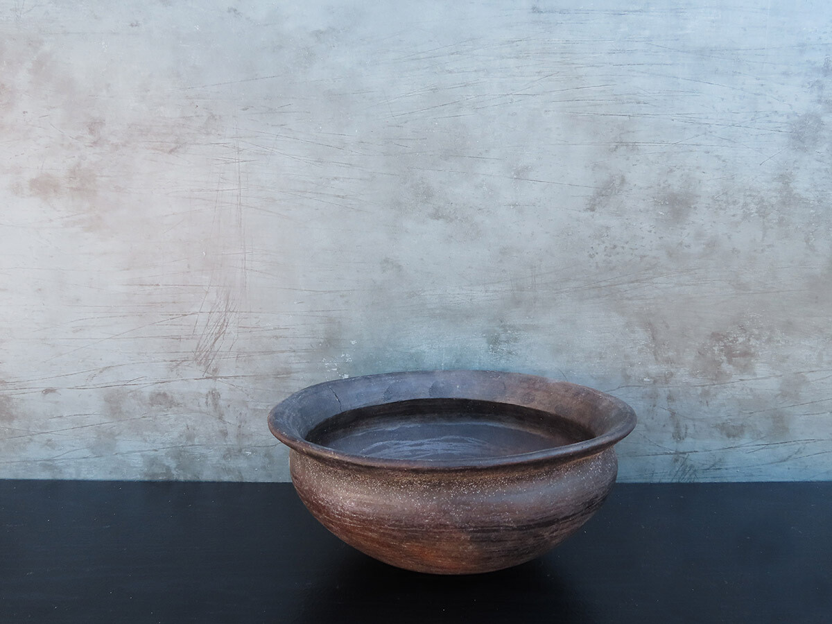 Nigerian Ceramic Bowl