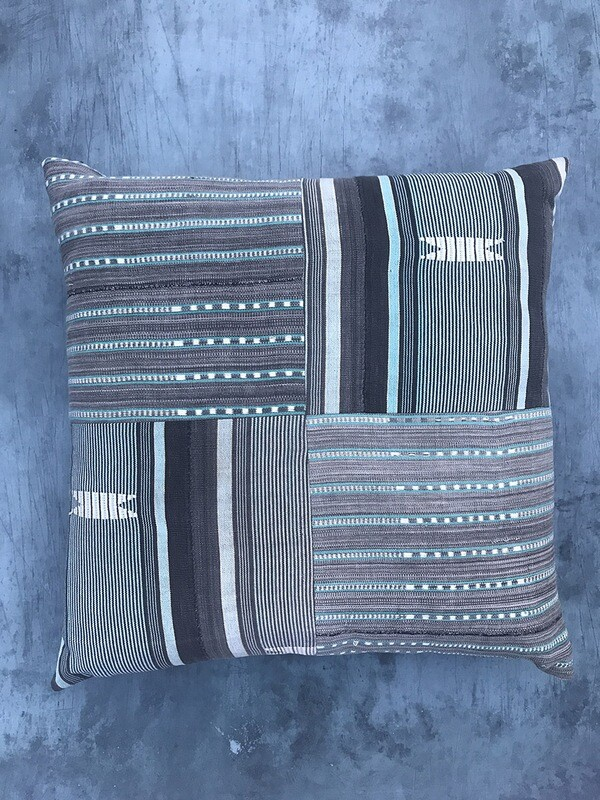 Togo & Nigeria Pillow 2