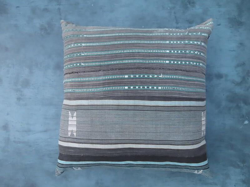 Togo & Nigeria Pillow 3