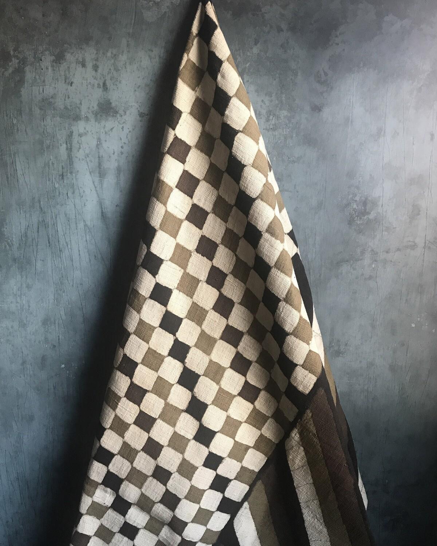 Batik Bali Throw from Indonesia