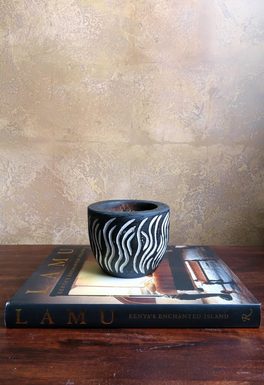 Decorative Wood Bowl 1