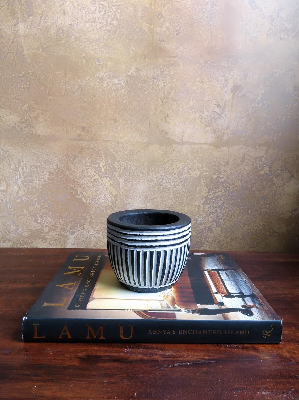 Decorative Wood Bowl 3