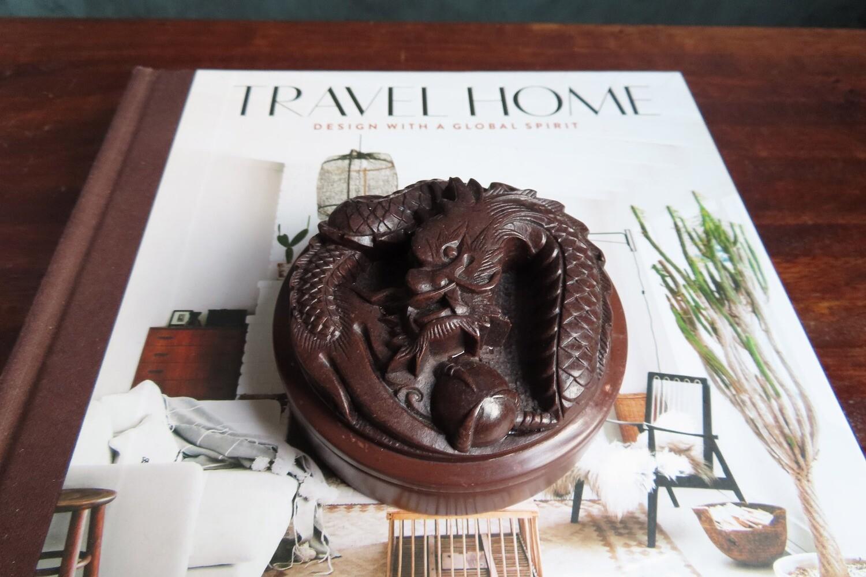 Dragon Ceramic Paperweight