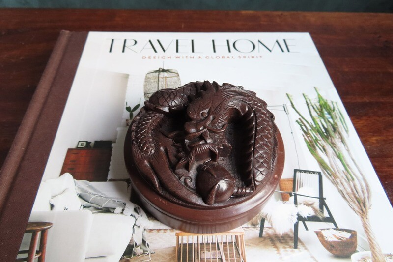 Dragon Ceramic Paperweight