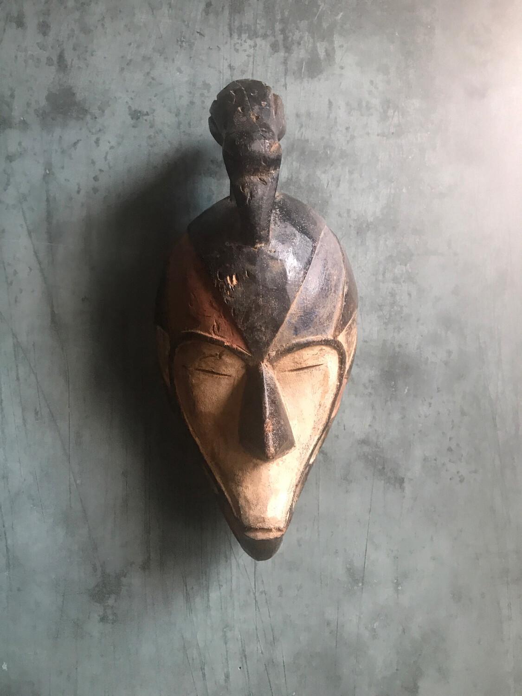 Eket Mask from Nigeria