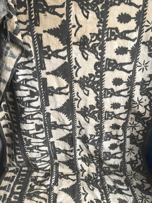 Vintage Mudcloth Fabric