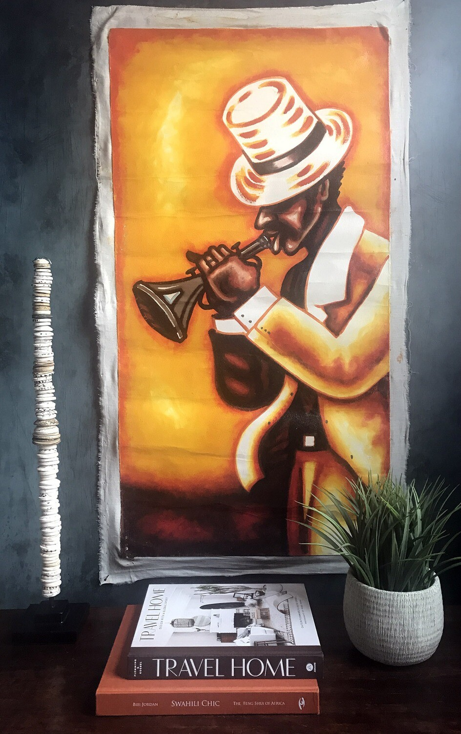 """Cuban Painting - """"Untitled"""""""