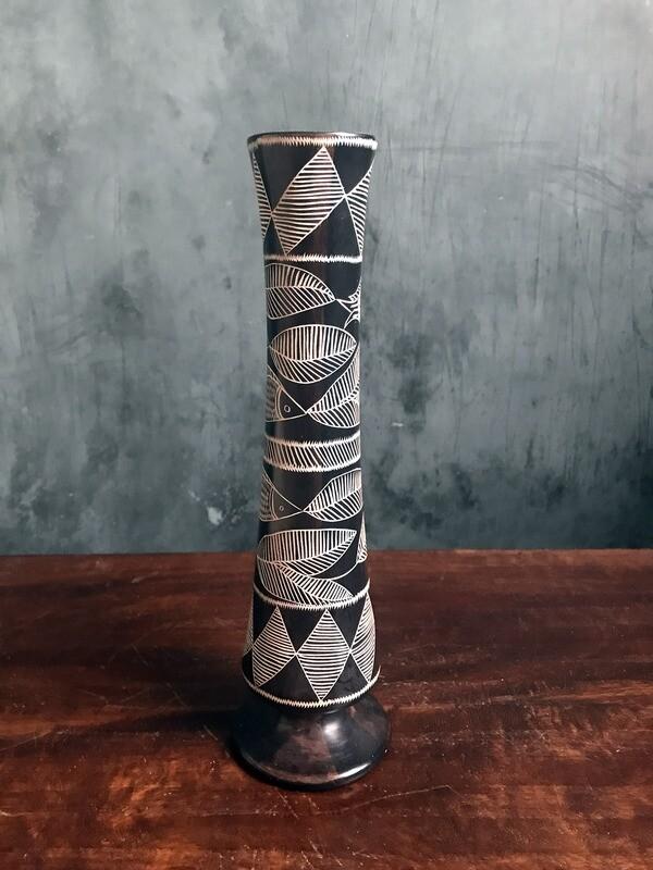 Ceramic Decorative Vase 1