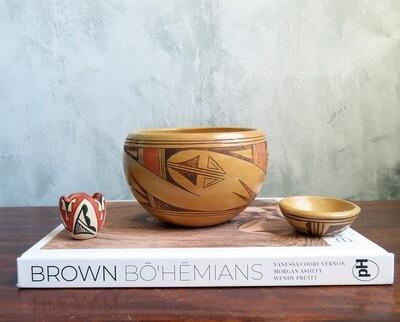 Vintage Hopi Pottery Collection