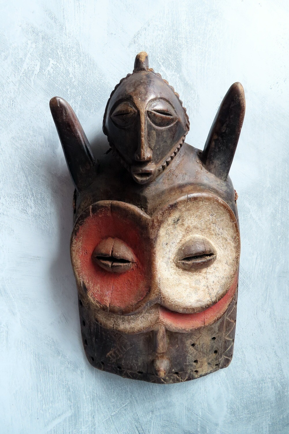 Bemba Mask from DRC