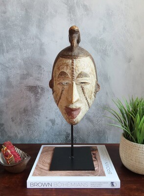 Nigerian Okoroshi Face Mask