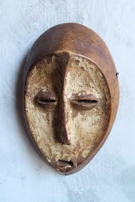 Lega Mask from Congo