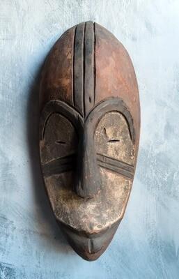 Vintage Mask from Ghana