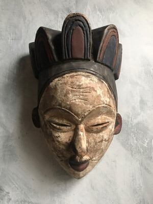 Nigerian Igbo Mask 1