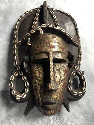 Marka Mask from Mali