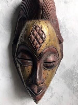 Tikar Mask from Cameroon