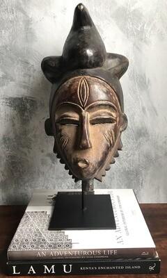 Yoruba Mask from Nigeria