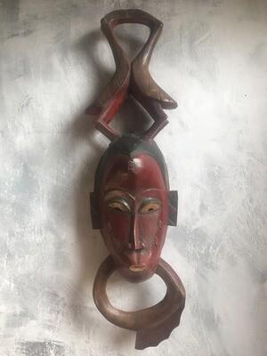 Guro Mask from Ivory Coast