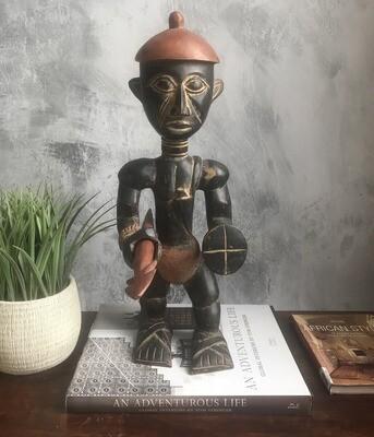 Vintage Sculpture from Ghana
