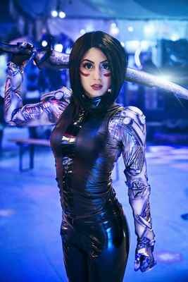 Alita: Ready for Battle