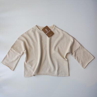 Mango Tree Raglan Shirt - Oat