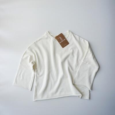 Mango Tree Raglan Shirt - Milk