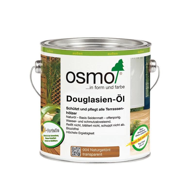OSMO Douglasien-Öl 004 Naturgetönt, 2,5 L 207260004