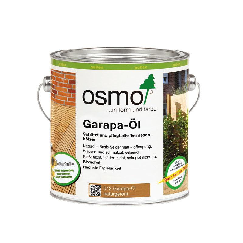 OSMO Garapa-Öl 013 Naturgetönt, 750 ml 207260060