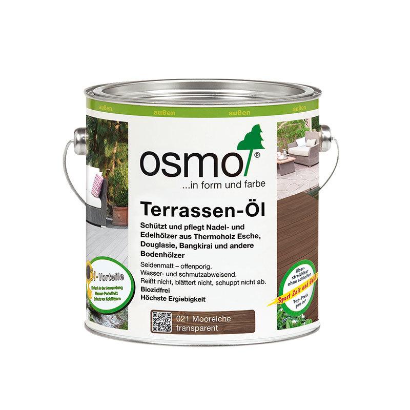 OSMO Terrassen-Öl 021 Mooreiche, 750 ml 207260066
