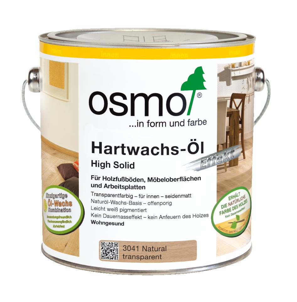 OSMO Hartwachs-Öl 3041 Natural, 750 ml 207260126