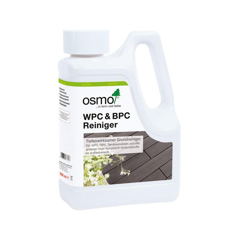 OSMO WPC & BPC Reiniger 8021 Farblos, 1,0 L 207260159