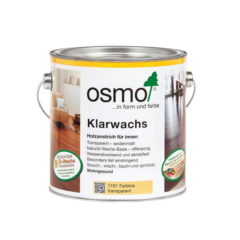 OSMO Klarwachs 1101 Farblos, 750 ml 207260445