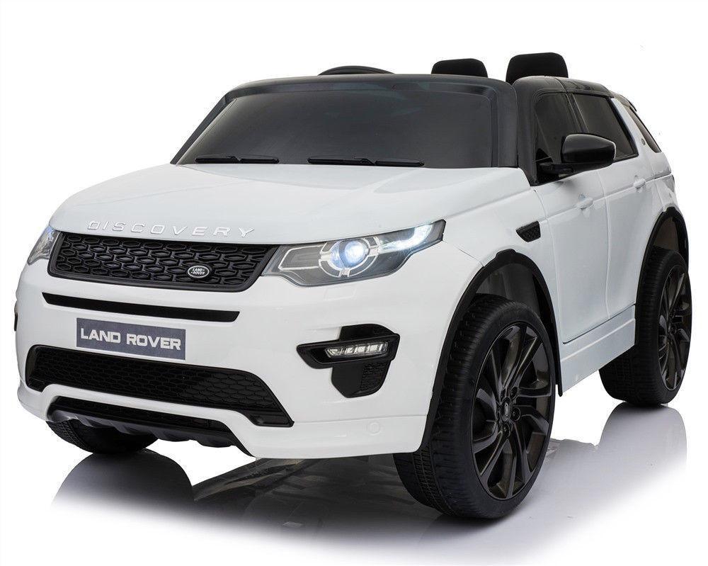 AUTO ELETTRICA PER BAMBINI Land Rover Discovery Sport 12v 2 POSTI PRODOTTO UFFICIALE