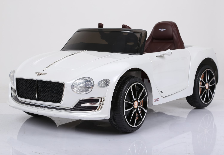 AUTO MACCHINA PER BAMBINI Bentley 12v PRODOTTO UFFICIALE