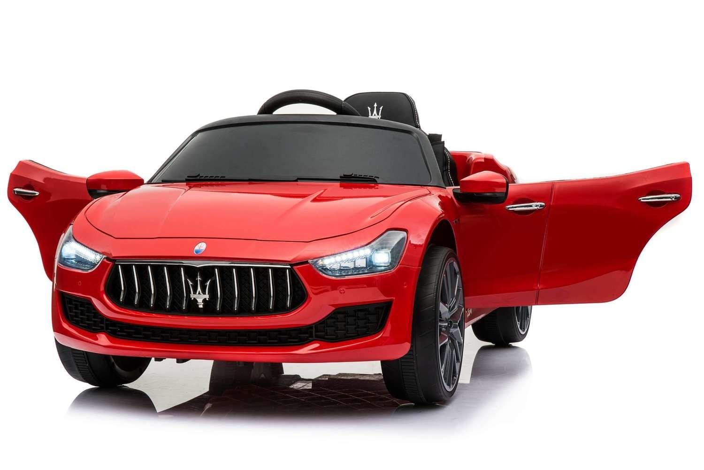 AUTO MACCHINA ELETTRICA PER BAMBINI Maserati Ghibli 12v PRODOTTO UFFICIALE