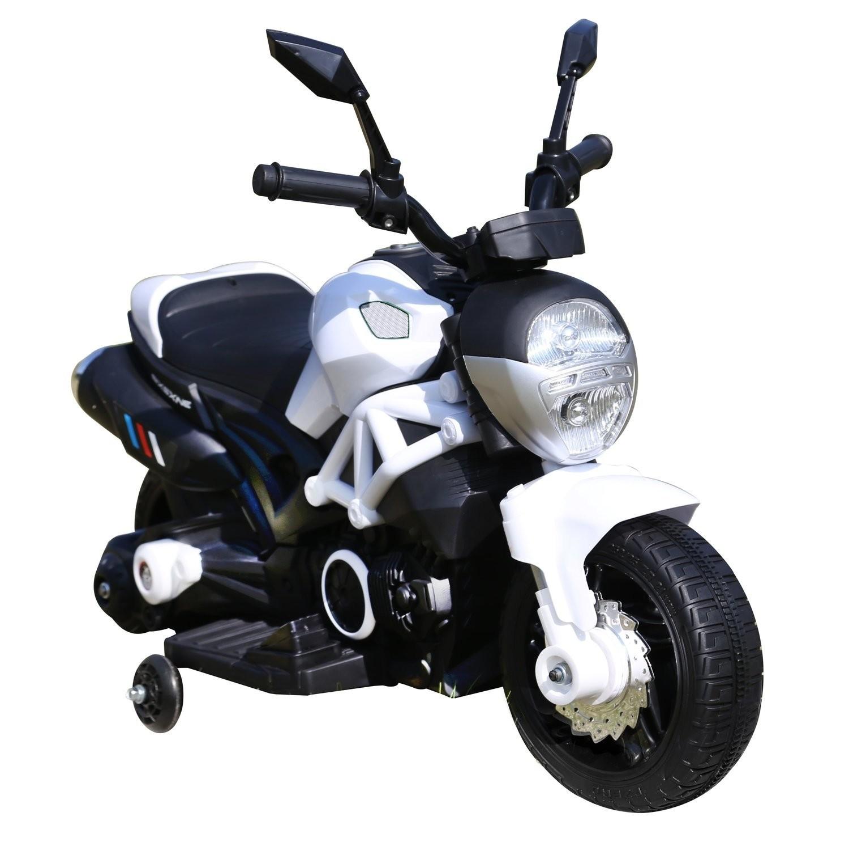 MOTO MOTOCICLETTA HUNTER 6v PER BAMBINI