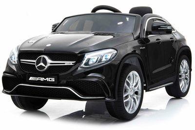 AUTO MACCHINA ELETTRICA PER BAMBINI Mercedes Gle 63 COUPE' 12v  CON TV TOUCH SCREEN PRODOTTO UFFICIALE