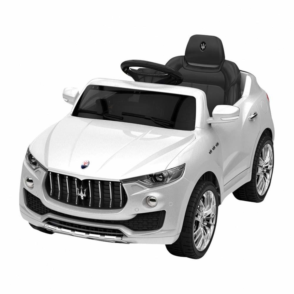 AUTO MACCHINA ELETTRICA PER BAMBINI Maserati Levante Suv 12v PRODOTTO UFFICIALE