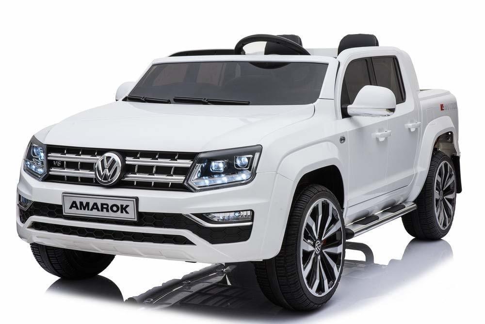 AUTO MACCHINA ELETTRICA PER BAMBINI Volkswagen Amarok 2 POSTI 12v PRODOTTO UFFICIALE