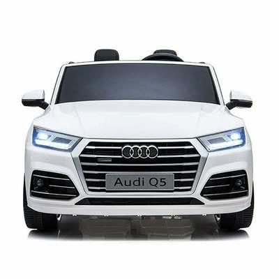 AUTO MACCHINA ELETTRICA PER BAMBINI Audi Q5 S-Line 12v 2 POSTI CON TV TOUCH SCREEN + ARIA CONDIZIONATA PRODOTTO UFFICIALE