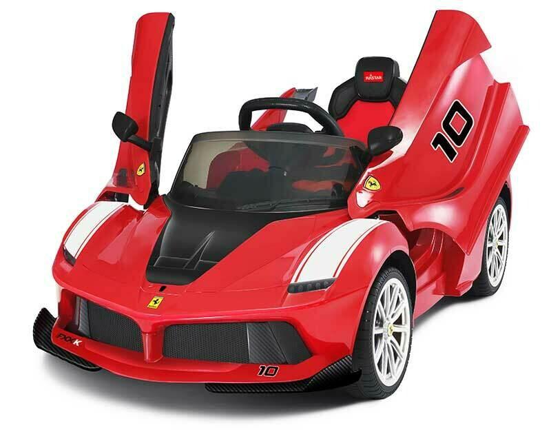 AUTO MACCHINA ELETTRICA PER BAMBINI La Ferrari Fxx 12v PRODOTTO UFFICIALE(promozione fino ad esaurimento scorte)