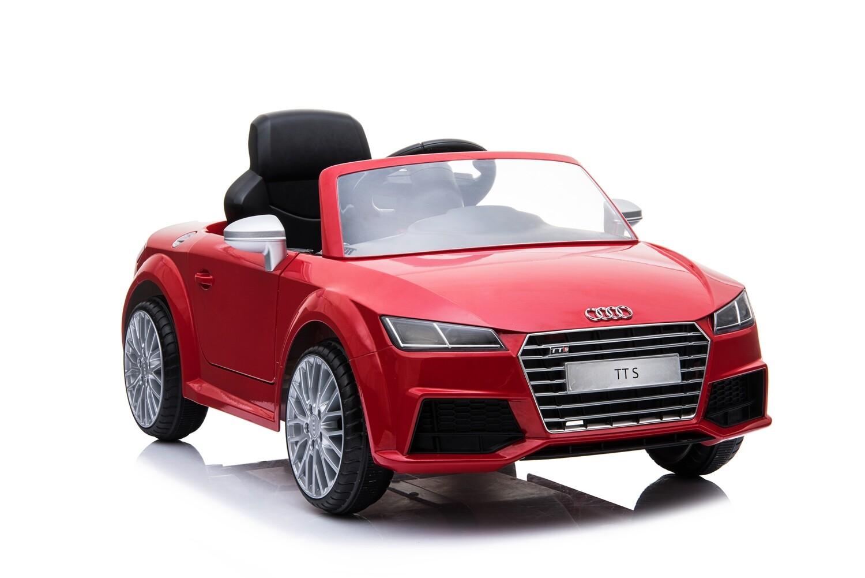 AUTO MACCHINA ELETTRICA PER BAMBINI Audi TT S 12v PRODOTTO UFFICIALE