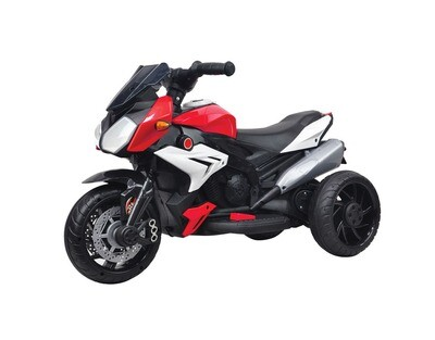 MOTO MOTOCICLETTA ELETTRICA PER BAMBINI Jeko Super 6v con Retromarcia